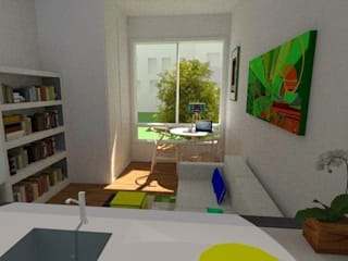 by Buena Pieza Interiorismo Modern