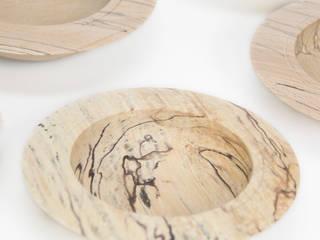 Exotic Bowl de Cairn Wood Design Ltd Escandinavo