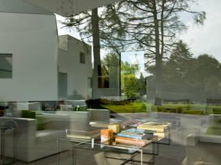 CASA GALGO: Casas de estilo  de canals moneo arquitectos