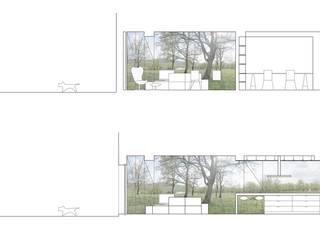 modern  by dooa arquitecturas, Modern