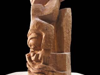 sete:  in stile  di Sandro Leonardi scultore
