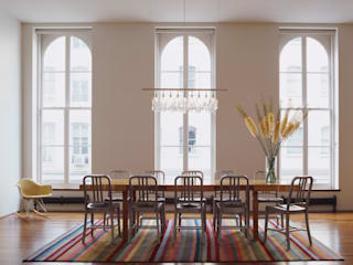 Meltzer Ames Loft Specht Architects Modern dining room