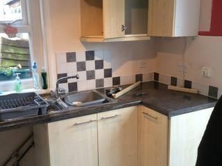 Windsor Road Willow Tree Interiors Cocinas de estilo moderno
