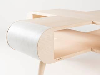 """Table de salon appelation """"Table Fleur"""" par marc casadei Éclectique"""