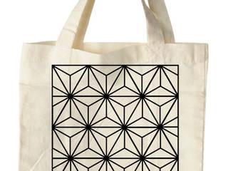 bag pattern white. :   door Sophie Wolterink