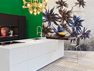 Quas Showroom: modern  von Quas,Modern