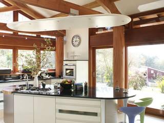 Kitchen by DUA Architecture LLP, Modern