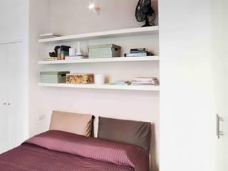 Dormitorios de estilo  de marta novarini architetto