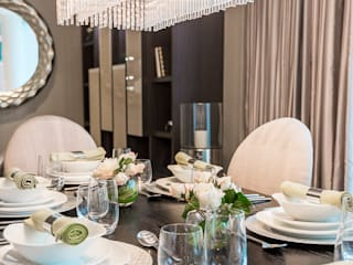 Interior Design : St John's Wood Modern Dining Room by In:Style Direct Modern