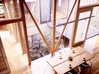 濱口建築デザイン工房 Mediterranean style dining room