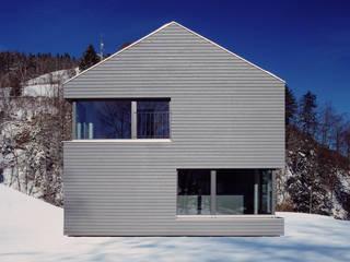 Markus Alder Architekten GmbH Modern houses
