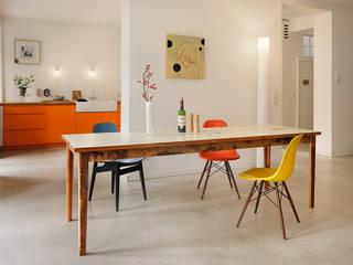 Scandinavian style dining room by geyersbach Scandinavian