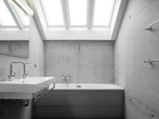 Markus Alder Architekten GmbH Baños de estilo moderno
