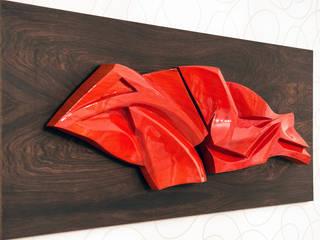 Sculture d'arredo - pannelli decorativi di DESIGN Salvo Bennardello Moderno