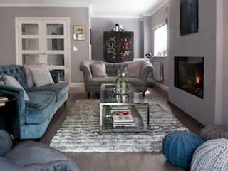 Livings de estilo clásico por Smartstyle Interiors