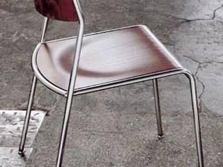 Stapelstuhl esposito:   von Architekturbüro Urs Esposito