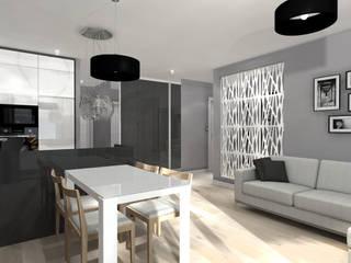Salas modernas de ArtDecoprojekt Moderno