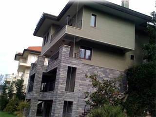 TRC House Acarkent Akdeniz Evler Ulus Architects Akdeniz