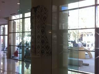 TAKSİM PARK OTEL Hôtels modernes par ÖZEL PROJE ÇÖZÜMLERİ ÜRETİMİ MİMARLIK SANAYİ VE TİCARET LTD ŞTİ Moderne