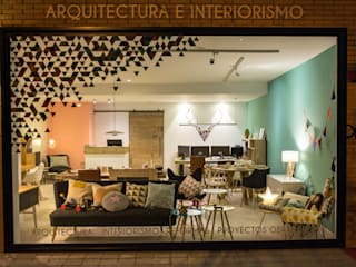 Colectivo Arze Offices & stores