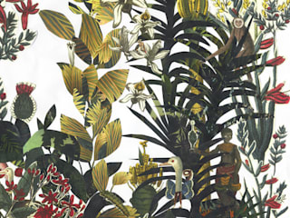 Garten Eden:   von kollektiv vier - Surface and Textile Design