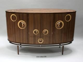 Saturn Cabinet:   by steven hampson fine furniture