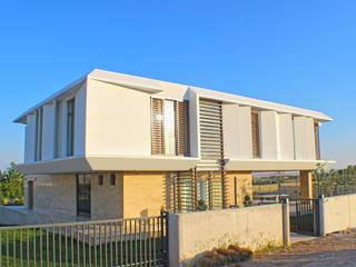 Yapı Fotoğrafları-Dış Modern Evler Ayzen Dizayn Mimarlık Modern