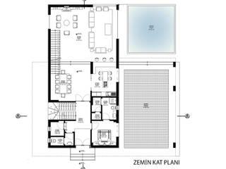 Planlar Kesitler Ayzen Dizayn Mimarlık