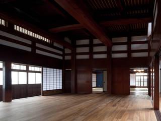 枠の内(広間)1: 杉江直樹設計室が手掛けたです。