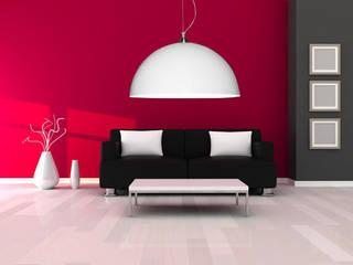 Living room by Luxum