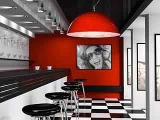 Classic lamps Luminato Modern dining room by Luxum Modern