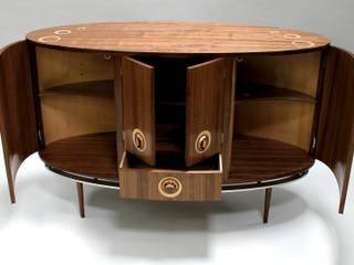 Saturn Cabinet :   by steven hampson fine furniture
