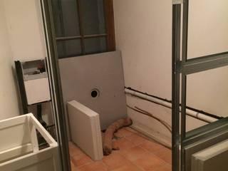 Travaux salle de bain: Salle de bains de style  par L'Oeil DeCo