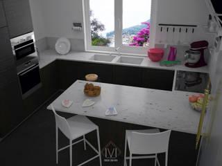 Modern kitchen by 13seven Modern