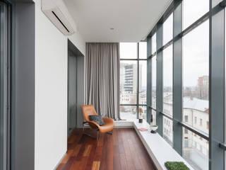 apartment V-21:  Terrace by VALENTIROV&PARTNERS