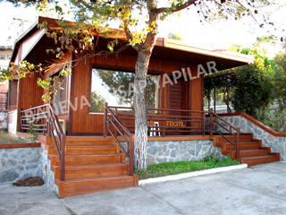 modern  by Baneva Ahşap Yapılar TİC.LTD.ŞTİ, Modern