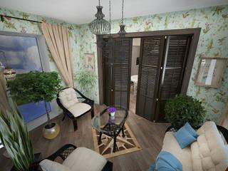 дизайн-бюро ARTTUNDRA Classic style conservatory