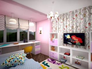 дизайн-бюро ARTTUNDRA Nursery/kid's room