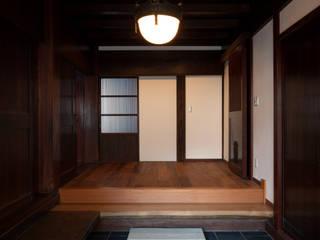玄関1 の 杉江直樹設計室