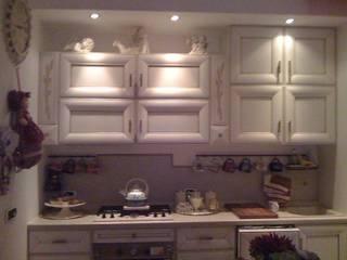 MARA GAGLIARDI 'INTERIOR DESIGNER' KitchenCabinets & shelves