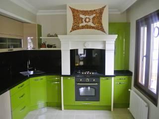 Modern kitchen by mcaliskan1905 Modern