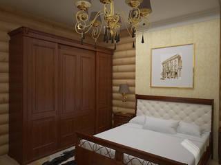 дизайн-бюро ARTTUNDRA Classic style bedroom