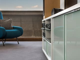 Barbican: modern  by Forster Inc, Modern
