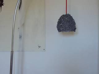 Lampe Durchblick by freigeist Ausgefallene Wohnzimmer von freigeist-design Ausgefallen