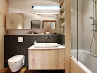 Modern style bathrooms by ARTEMIA DESIGN Modern
