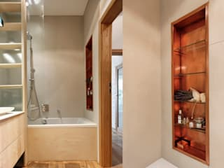 Modern bathroom by ARTEMIA DESIGN Modern