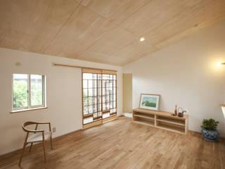 西品川の家: 光風舎1級建築士事務所が手掛けたリビングです。