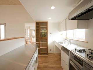 西品川の家: 光風舎1級建築士事務所が手掛けたキッチンです。