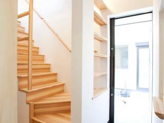 光風舎1級建築士事務所의  계단,