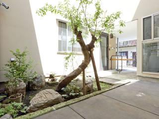 光風舎1級建築士事務所의  정원